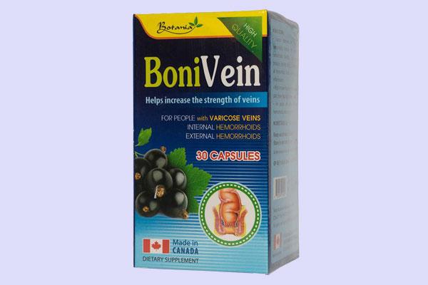 Thuốc BoniVein trị bệnh trĩ có tốt không? Có hiệu quả không?