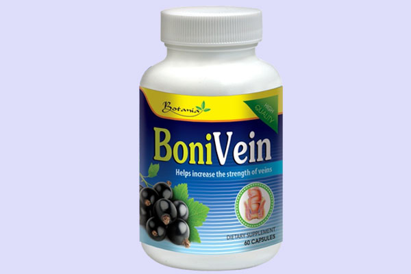 Thuốc suy giãn tĩnh mạch BoniVein là thuốc gì?