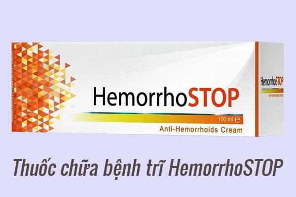 Thuốc điều trị bệnh trĩ Hemorrhostop
