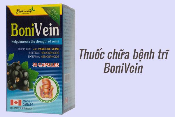 Thuốc điều trị bệnh trĩ BoniVein