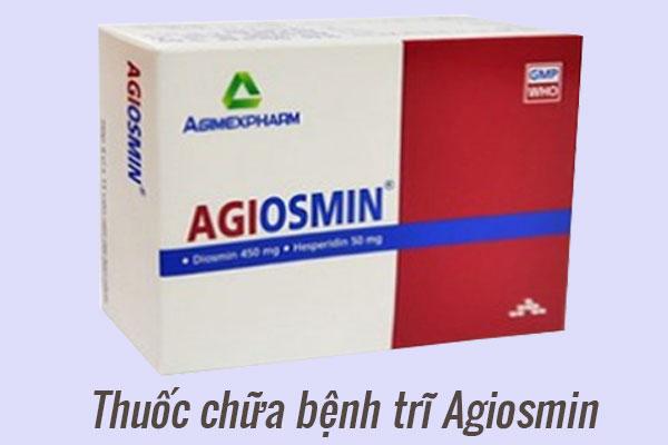 Thuốc điều trị bệnh trĩ Agiosmin