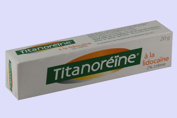 Công dụng của thuốc bôi trĩ Titanoreine