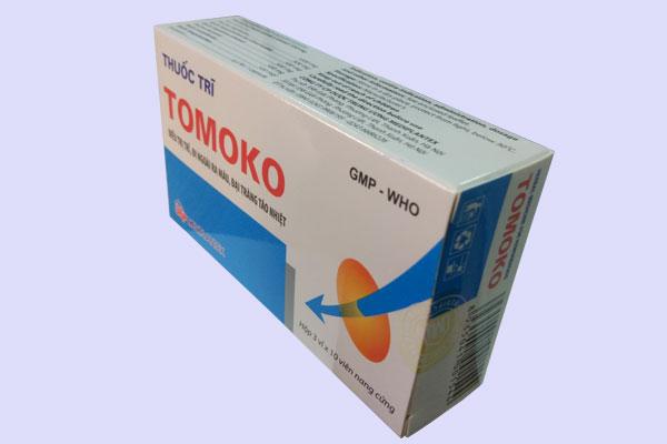 Thuốc trĩ Tomoko là gì?