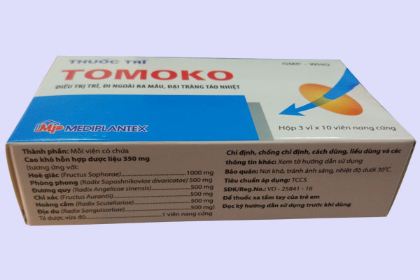 Chống chỉ định của thuốc Tomoko