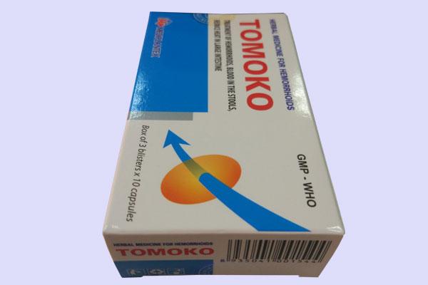 Thuốc trị trĩ Tomoko có tốt không?