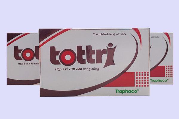 Thuốc Tottri có tốt không? Có hiệu quả không?