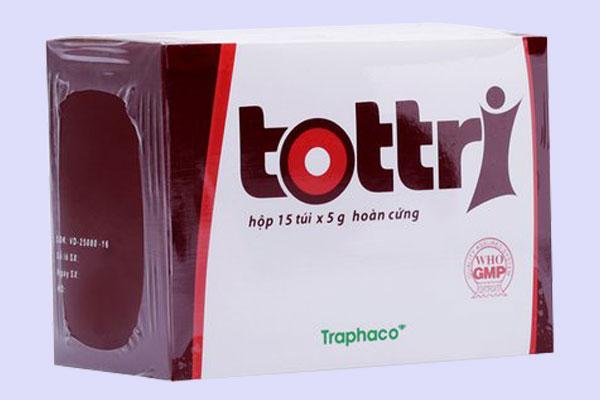 thuốc chữa trĩ Tottri