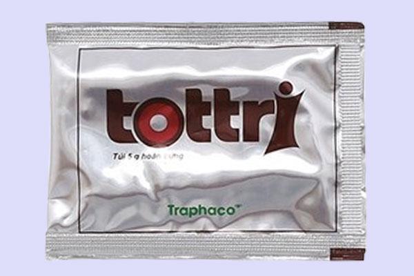 Cách dùng và liều dùng của thuốc trị trĩ Tottri