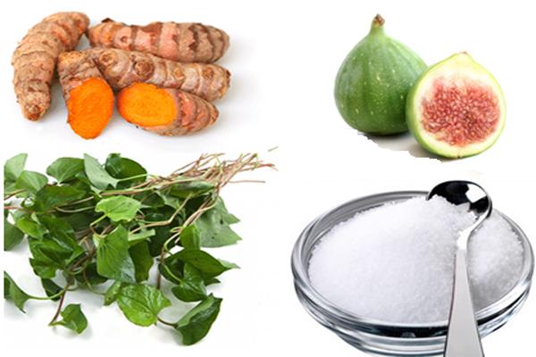Một số thực phẩm giúp điều trị trĩ