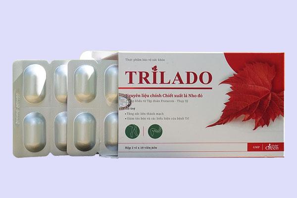 Trilado có tác dụng phụ không?