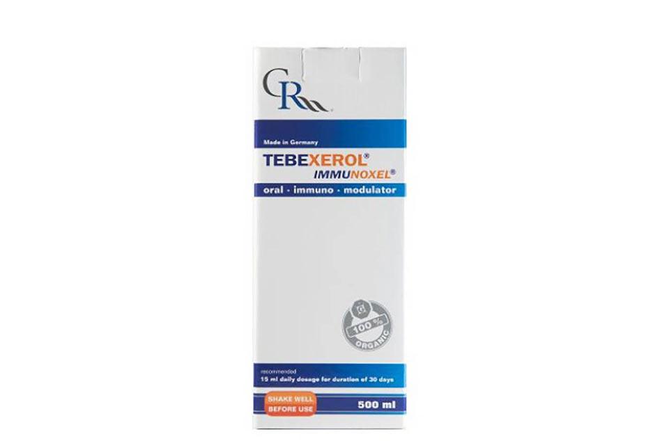 Tebexerol Immunoxel có nhiều ưu điểm vượt trội